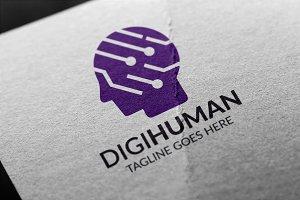 DigiHuman Logo