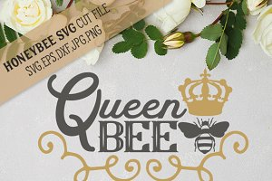 Queen Bee cut file