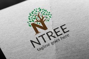 NTree (Letter N) Logo