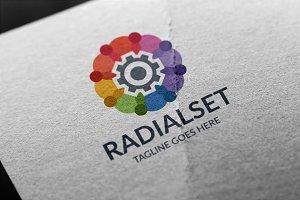 Radialset Logo