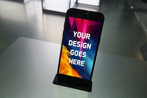 Android Phone Display Mock-up#41