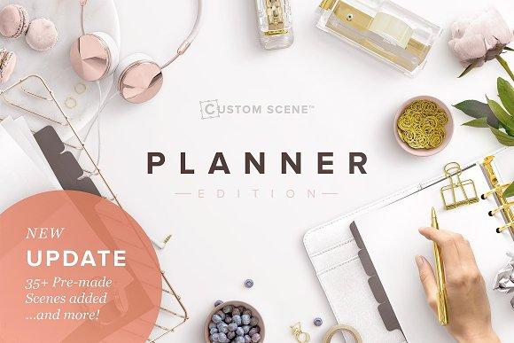 Planner Edition Custom Scene