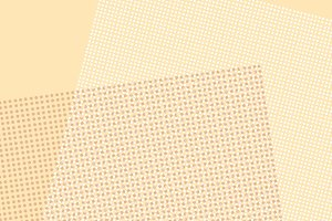 light brown digital pop art retro background