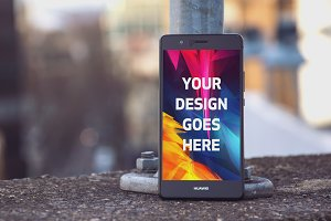 Android Phone Display Mock-up#51