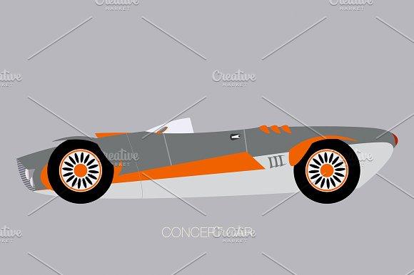 Future Concept Super Car