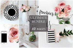 BUNDLE - STYLED PHOTOS + FREEBIES