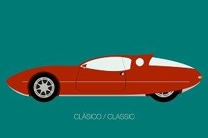 european classic car