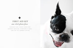 Foto Rx First Aid Kit