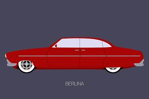 berlina classic car