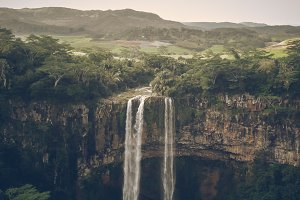 Magical Waterfall #01