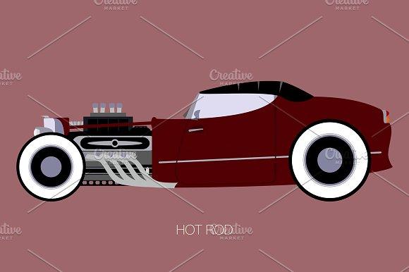 Hot Rod Convertible