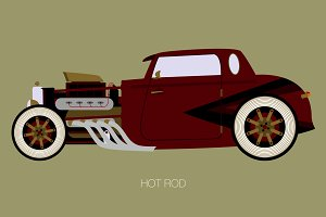 hot rod custom