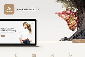 Rise eCommerce UI Kit