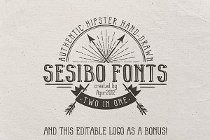 Sesibo Fonts