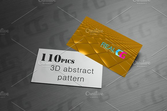3D Abstract Pattern