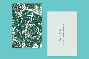 Plant Life Business Card