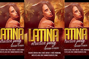 Latina Atraction Party