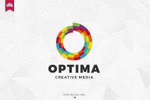 Optima - O Letter Logo