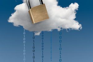 Illustration of cloud computing security challenges