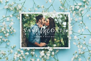 5 Handwritten Wedding Designs