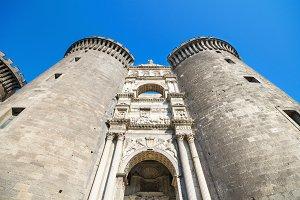 Castle Nouvo in Naples