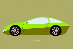 coupe sport car