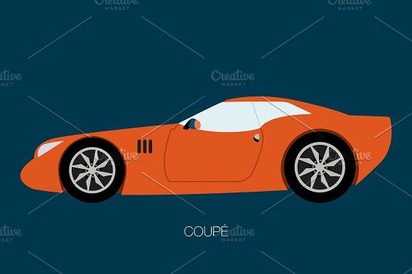 Coupe Vehicle