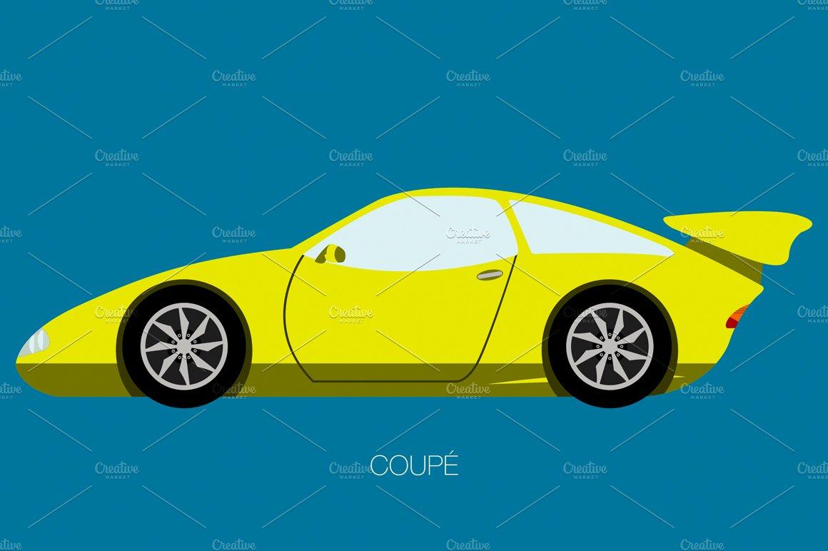 Race Car Side View Illustrations Creative Market