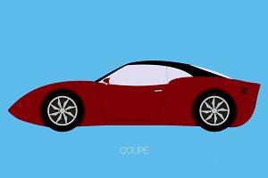vector sport car