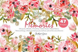 Memories Floral Collection