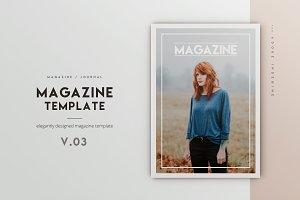Magazine/Portfolio
