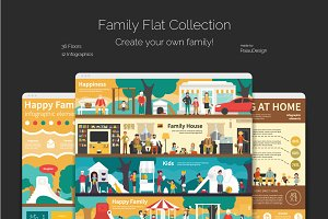 Family Flat Collection