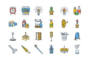 37 Home Icons