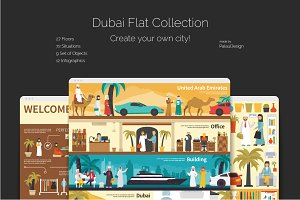 Dubai Flat Collection