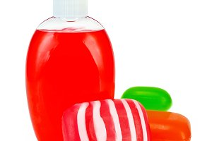Soap red