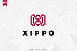 Xippo - Letter X Logo