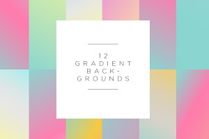Gradient Backgrounds | Multicoloured