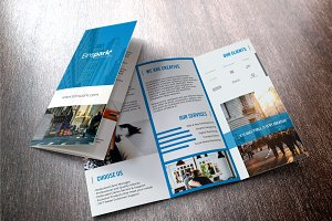 Multi Purpose TriFold Brochure