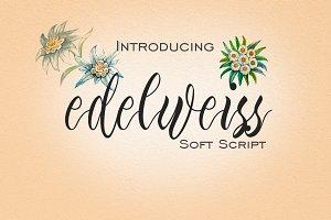 Edelweiss Soft Script