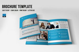 Bifold Business Brochure -V695