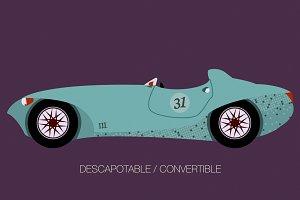 classic modern car