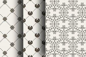 Vintage design pattern
