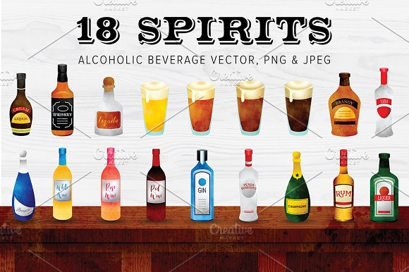 alcoholic beverages paper