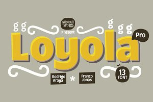 Loyola Pro Family -60