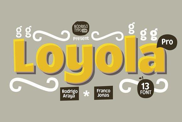 Loyola Pro Family