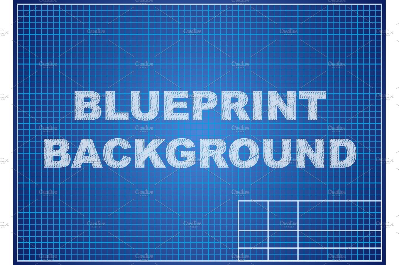 Blueprint background technical design paper illustrations blueprint background technical design paper illustrations creative market malvernweather Gallery