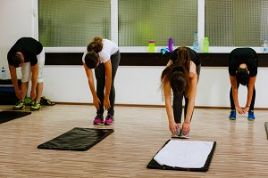 HIIT workout sport