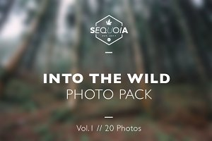 Into The Wild // Photo Pack // Vol.1