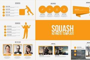 Squash Keynote Template
