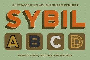 Sybil — Illustrator Styles